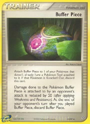 Buffer Piece (#83/100)