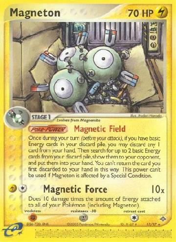 Magneton (#17/100)