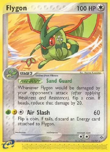 Flygon (#15/100)