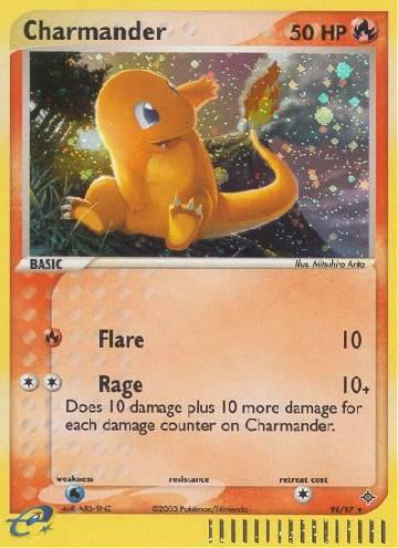 Charmander (#98/100)