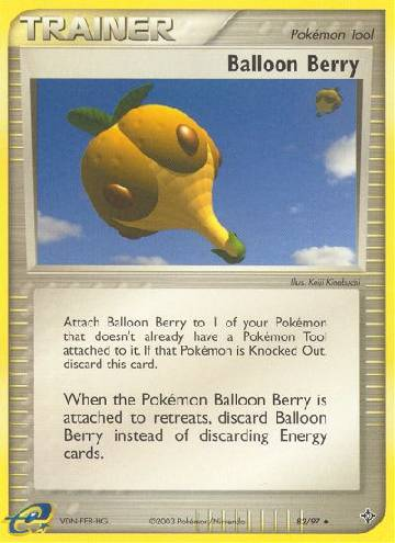 Balloon Berry (#82/100)