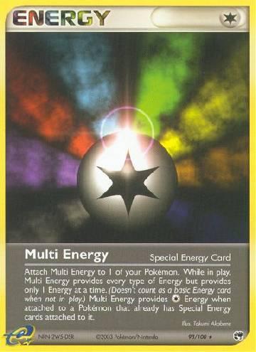 Multi Energy (#93/100)