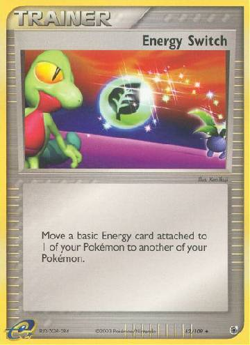 Energy Switch (#82/109)