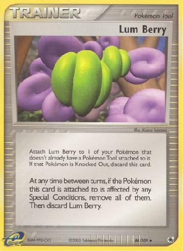Lum Berry (#84/109)