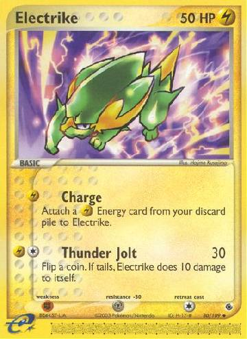 Electrike (#30/109)