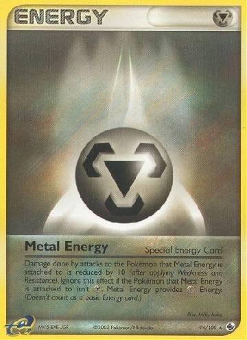 Metal Energy (#94/109)