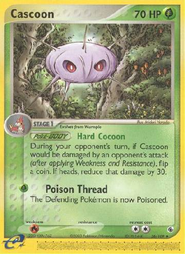 Cascoon (#26/109)