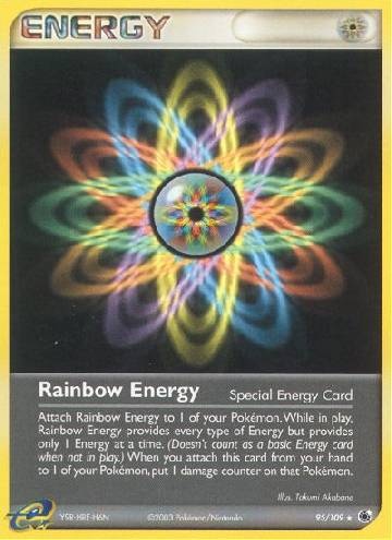Rainbow Energy (#95/109)