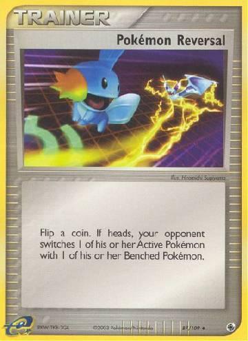 Pokémon Reversal (#87/109)