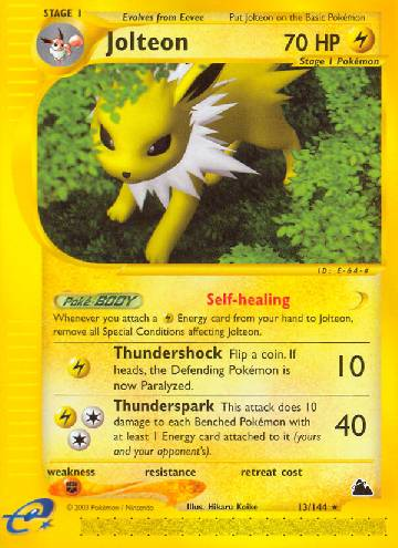 Jolteon (#13/182)
