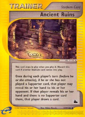 Ancient Ruins (#119/182)