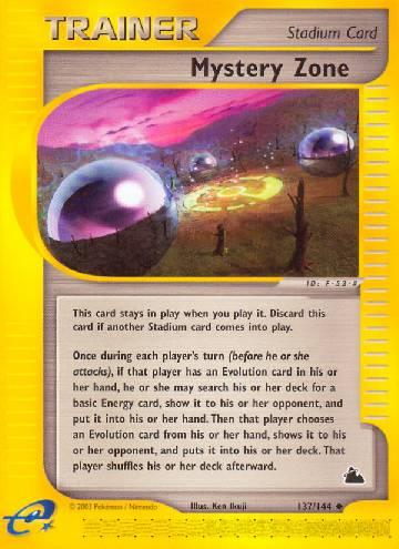 Mystery Zone (#137/182)