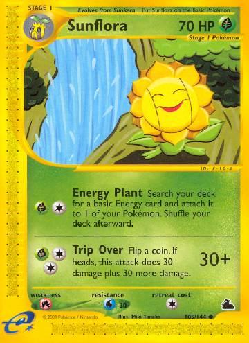 Sunflora (#105/182)