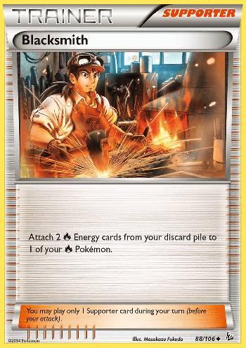 Blacksmith (#88/109)