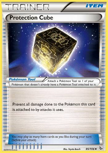Protection Cube (#95/106)
