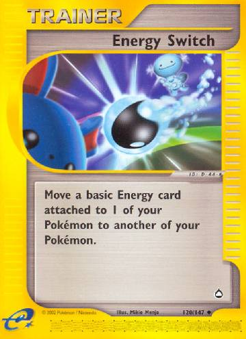 Energy Switch (#120/182)