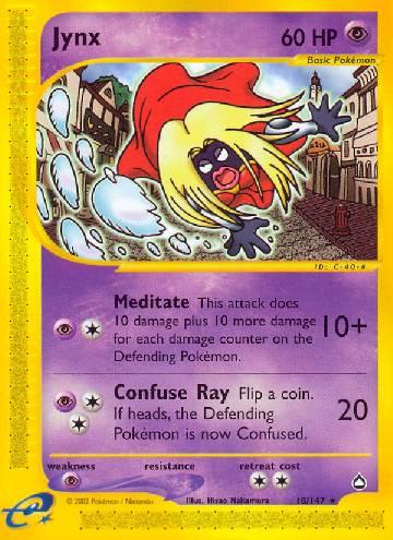 Jynx (#18/182)