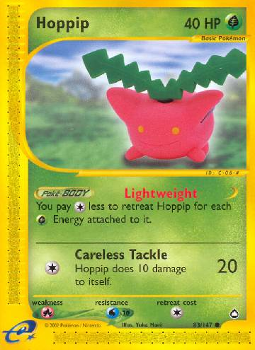 Hoppip (#83/182)
