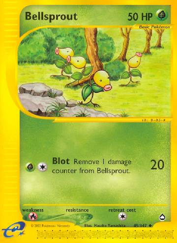 Bellsprout (#45/182)