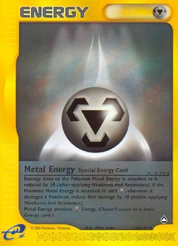 Metal Energy (#143/182)