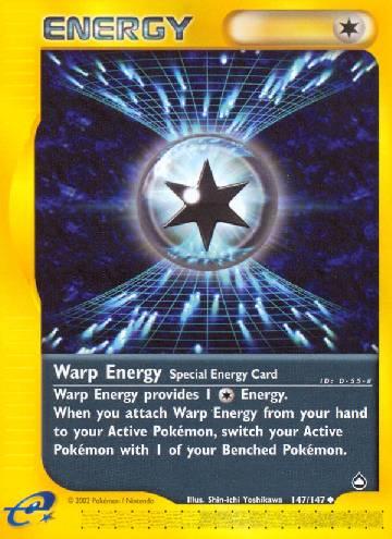 Warp Energy (#147/182)