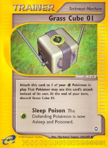 Grass Cube 01 (#124/182)