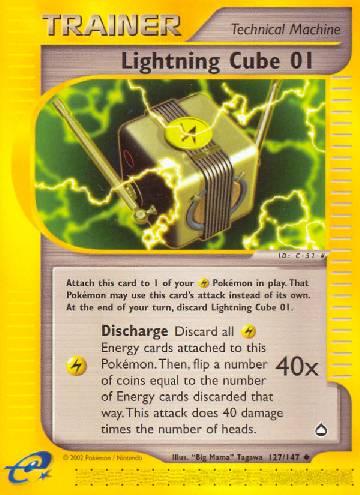 Lightning Cube 01 (#127/182)