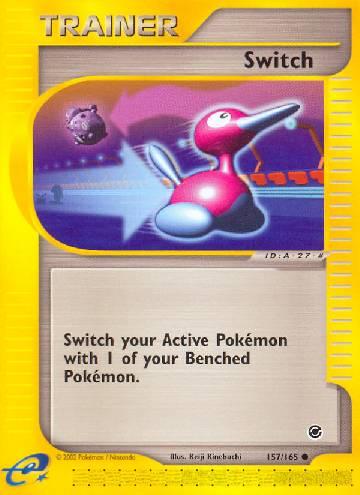 Switch (#157/165)
