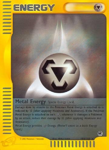 Metal Energy (#159/165)