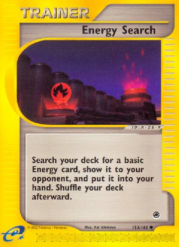 Energy Search (#153/165)