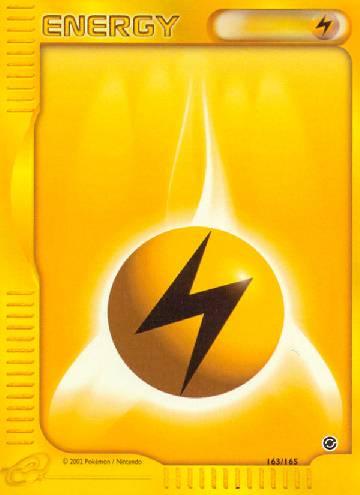 Lightning Energy (#163/165)