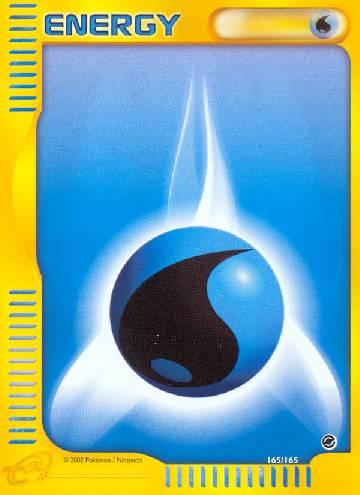 Water Energy (#165/165)