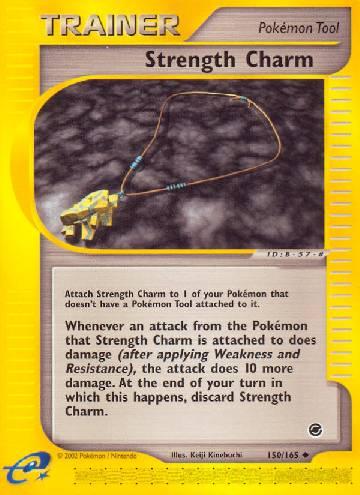 Strength Charm (#150/165)
