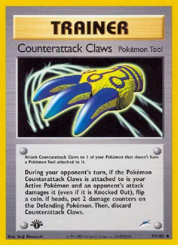 Counterattack Claws (#97/113)