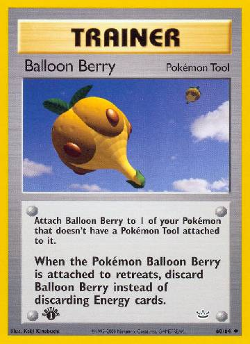 Balloon Berry (#60/66)