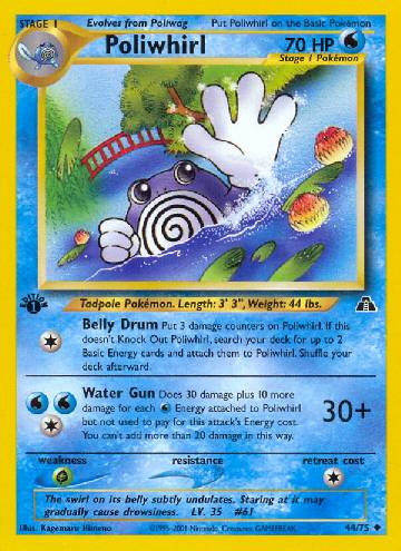 Poliwhirl (#44/75)