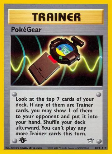 PokéGear (#88/111)