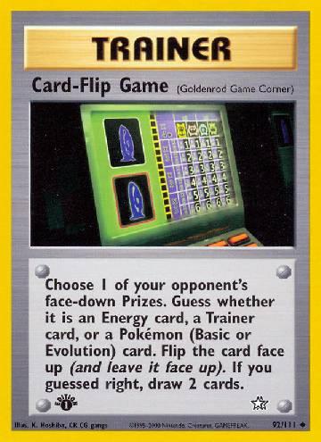 Card-Flip Game (#92/111)