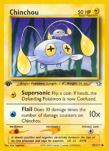 Chinchou (#55/111)