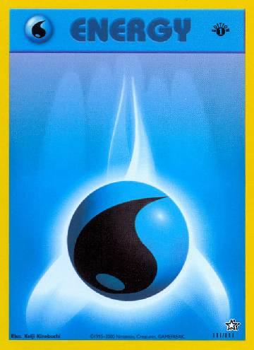Water Energy (#111/111)