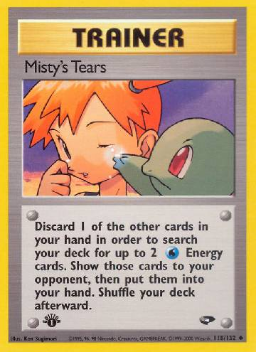 Misty's Tears (#118/132)