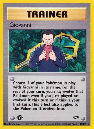 Giovanni (#104/132)