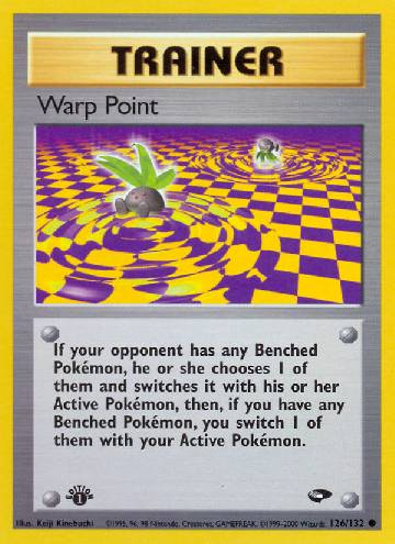 Warp Point (#126/132)