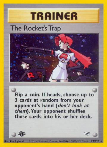 The Rocket's Trap (#19/132)