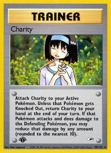 Charity (#99/132)