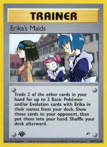 Erika's Maids (#109/132)