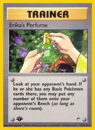 Erika's Perfume (#110/132)