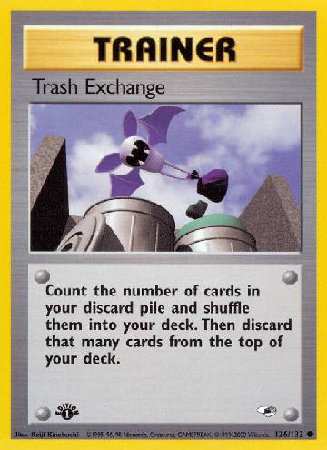 Trash Exchange (#126/132)
