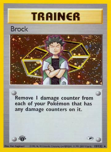 Brock (#15/132)