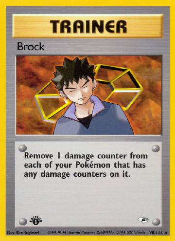Brock (#98/132)
